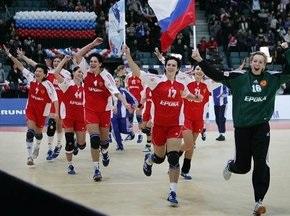 Российские гандболистки устроили драку в финальном матче
