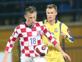 За перемогу над Україною хорватські футболісти отримають по € 20 тисяч