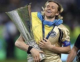 Тимощук уклав контракт з Баварією на 3 роки