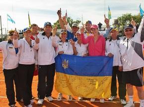 Україна дізнається про суперника в Кубку Федерації 3 червня