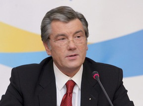 Ющенко привітав Ворсклу з перемогою в Кубку України