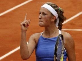 Азаренко: Сафина показывает потрясающий теннис
