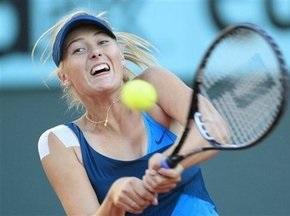 Roland Garros-2009: Шарапова вышла в четвертьфинал