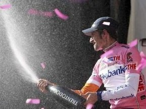 Меньшов впервые в карьере выиграл Giro d Italia
