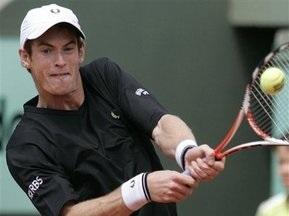 Мюррей вышел в четвертьфинал Roland Garros-2009