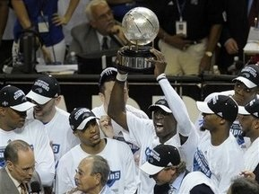 NBA: Орландо зіграє у фіналі з Лейкерс