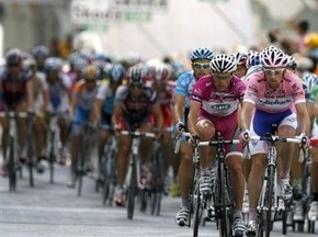 Gіro d іtalіa: Жілберт виграв 20-й етап