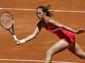 Roland Garros: Катерина Бондаренко поступилася Радванській