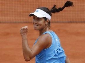 Roland Garros: Іванович хоче зустрітися із Сафіною