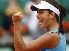 Roland Garros: Іванович пробилася до четвертого кола