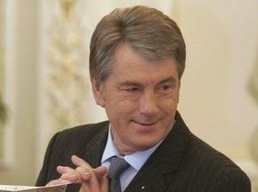 Ющенко пообещал обеспечить финансирование строительства стадионов для Евро-2012