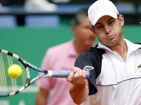Энди Роддик сделал 15 эйсов в матче Roland Garros