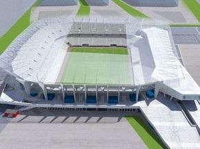 Євро-2012: Укрексімбанк профінансує будівництво стадіону у Львові