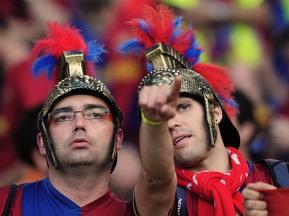 Фотогалерея: Особливості каталонського святкування