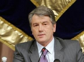 Євро-2012: Ющенко прибув у Львів ознайомитися з ходом будівництва стадіону