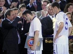 Гиггз признал заслуженой победу Барселоны