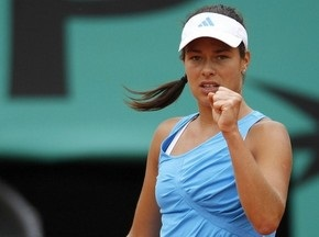 Roland Garros: Иванович довольна своим психологическим состоянием
