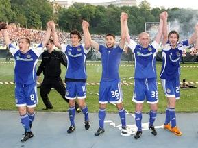 В єврокубках сезону 2009/2010 зіграють п ять українських команд
