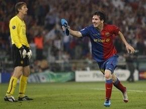 Барселона выигрывает Лигу Чемпионов