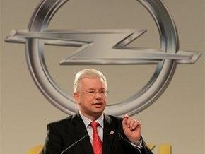 Германия сегодня может назвать покупателя Opel