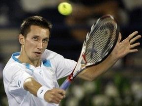 Roland Garros: Стаховский пробился во второй раунд
