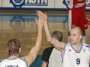 Баскетбол: Азовмаш стал чемпионом Украины