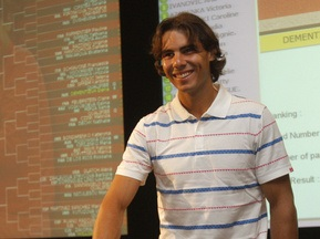 Roland Garros: Надаль упорався з бразильцем