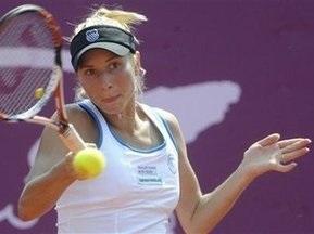 Варшава WTA: Алена Бондаренко уступила в финале