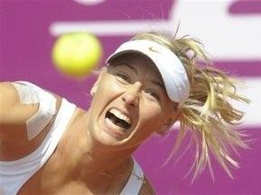 Шарапова: Світ  цікавий і без тенісу