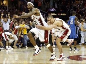 NBA: Клівленд зрівняв у серії з Орландо