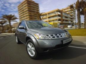 Nissan отзывает 363 тысячи кроссоверов Murano