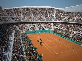 Відбулося жеребкування Roland Garros