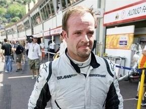 Баррикелло: Я должен выйти на старт и выиграть гонку