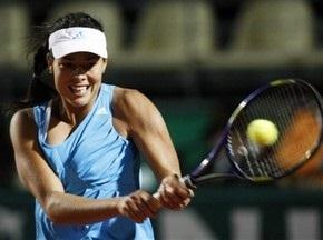 Иванович: С оптимизмом смотрю на свои перспективы на Rolland Garros