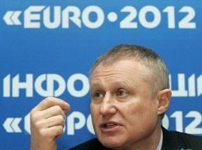 Григорий Суркис рассказал Корреспонденту о последнем предупреждении УЕФА