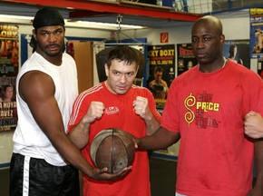 Чагаев хочет победить Валуева с помощью баскетбольной команды