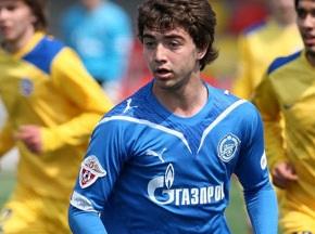 Динамо интересуется игроком Зенита и молодежной сборной России