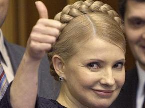 Тимошенко рассказала, как болела за Шахтер