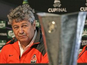 Луческу: Найсумніший момент для гравця і тренера - програти у фіналі