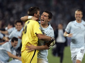 Фотогалеря: Лацио берет Кубок Италии