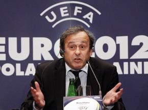 УЄФА може залишити Київ без фіналу Євро-2012