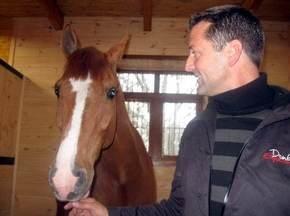 Умер лидер сборной Украины по конному спорту