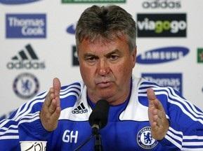 Хиддинк: Футболисты Челси должны критично отнестись к самим себе