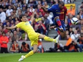 Примера: Барселона упустила победу над Вильярреалом, Валенсия разгромила Реал