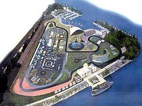 Сочи может стать местом проведения гонок Формулы-1
