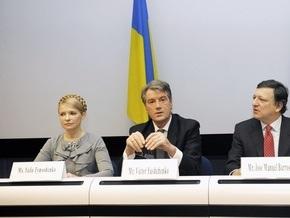 Корреспондент: Українські лідери нехтують ідеологічними принципами за кордоном
