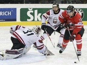 ЧС-2009: Канада перемагає Латвію