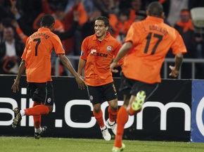 Шахтар вийшов у фінал Кубка УЄФА
