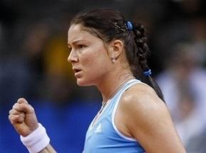 Рим WTA: Сафіна ледве пробилася в наступний раунд