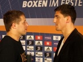 Бокс: Русаль обещает вернуться в Украину Чемпионом Европы